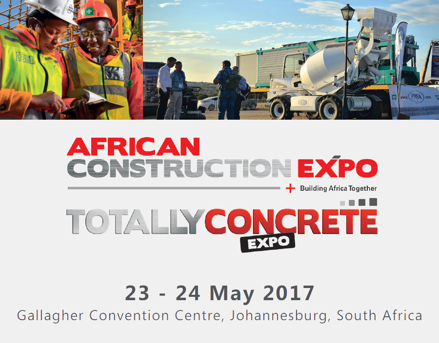 African Construction and Totally Concrete Expo