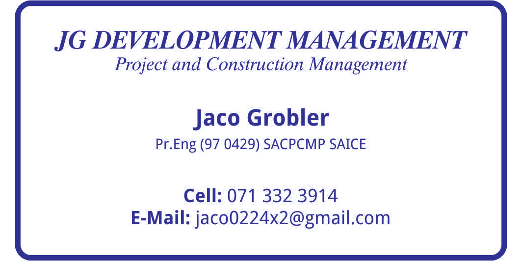 JG-Development Management